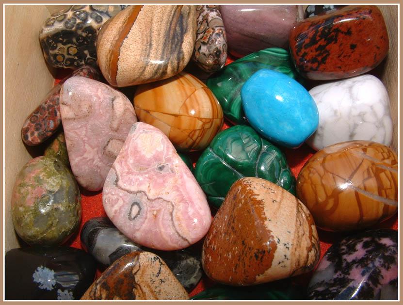 много камней 2